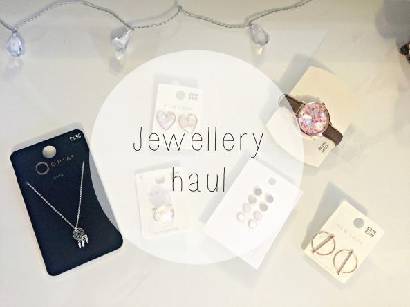 jewellery haul two